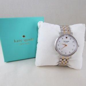 Kate Spade Monterey Mother of Pearl Dial Watch